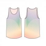 T-Shirt :: Summer Peach - Women's