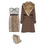 Herbstkollektion Outfit Vier